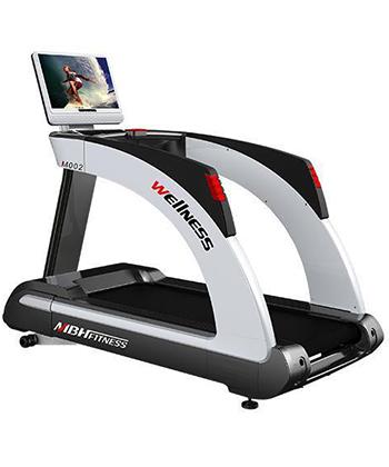 Echipamente fitness profesionala, de ultima generatie, special concepute pentru utilizarea intensiva in salile de fitness